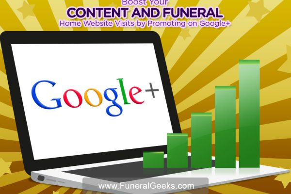 Funeral Marketing with Google+