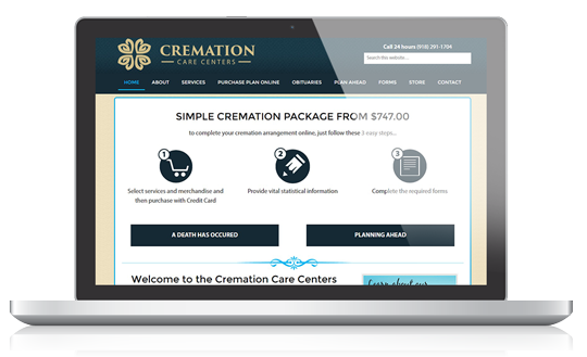 GreenCountryCremation.com