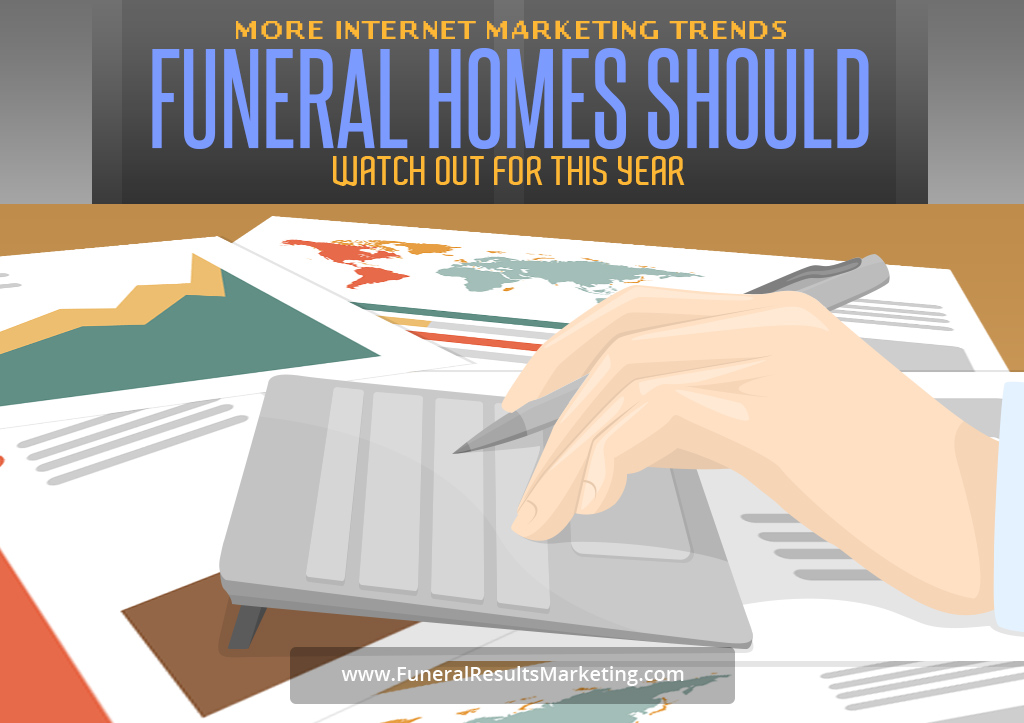 Funeral Internet Marketing Trends 2015 Funeral Results