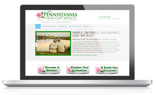 PennsylvaniaCremation.com