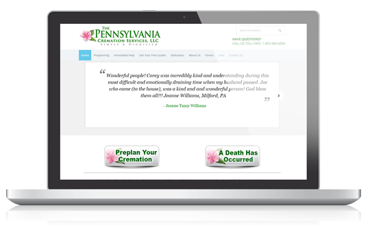 pennsylvaniacremationservices.com